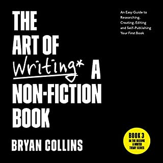 The Art of Writing a Non-Fiction Book audiobook cover art