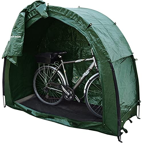 Outdoor Bike Storage and Mobility Scooter Shelter | Bicycle Cover and Garden Bike Storage | Tidy Tent Large Bike Cover | Portable Bicycle Tent for Up to 3 Bicycles | Waterproof Bike Shelter