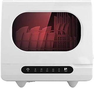 CuiCui Lavavajillas Desinfectante De Alta Temperatura con Ozono Ultravioleta Instalación Gratuita De Escritorio Lavavajillas Doméstico Inteligente Automático
