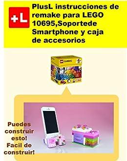 PlusL instrucciones de remake para LEGO 10695,Soporte de ...