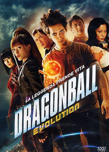 Dragonball evolution - La leggenda prende vita [Italia] [DVD]