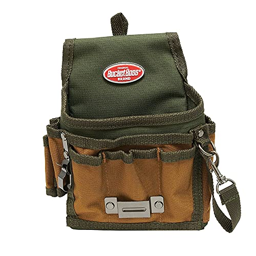 Bucket Boss - Tool Pouch with FlapFit, Pouches - Original Series (54140)