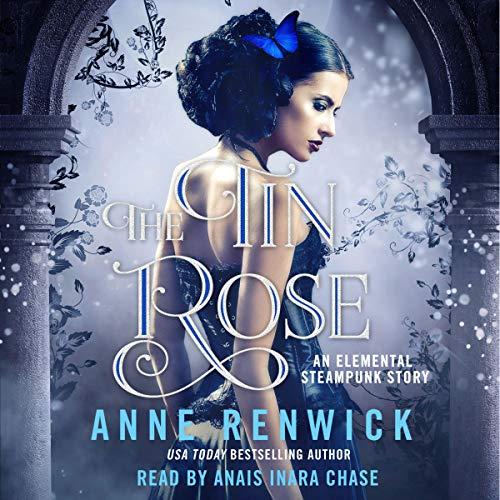 The Tin Rose audiobook cover art