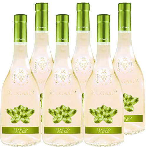 Bianco Fiore - Bulgarini - weiß - trocken - 6er Paket