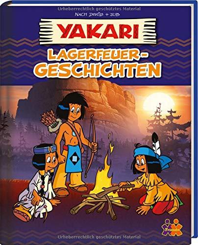 Yakari Lagerfeuer-Geschichten
