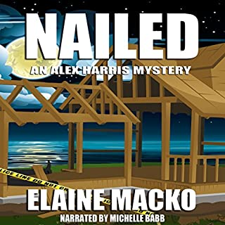 Nailed audiobook cover art