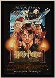 qiaolezi Harry Magic World Poster.Daniel Radcliffe.Emma