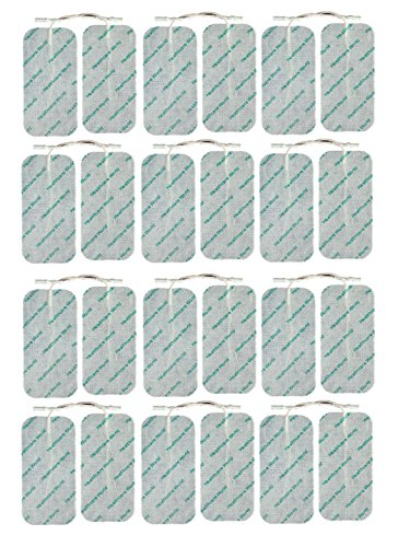 Grande TENS Pads 24TENS–Electrodos para TPN, máquinas de Lloyds, TensCare, Neurotrac–etc.