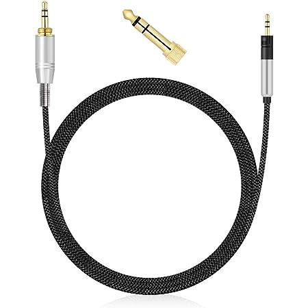 Ersatz Audiokabel Für Kopfhörer Von Sennheiser Hd4 40 Elektronik