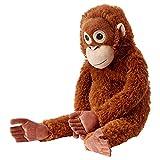 IKEA DJUNGELSKOG Peluche, orangután, 29X13X59 cm - 004.028.08