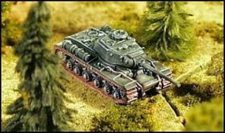 WWII Micro Armour - Russia - Tanks 1:285 KV-85 Tank
