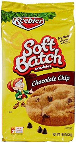 Keebler Soft Batch Chocolate Chip Cookies - 15 oz