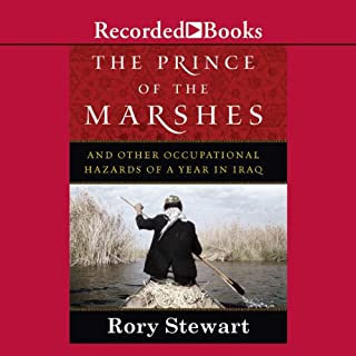 The Prince of the Marshes audiobook cover art