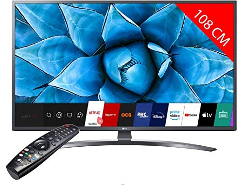 43IN UN74 Smart UHD TV TV