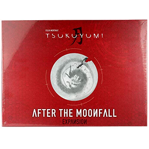King Racoon Games CoolMiniOrNot Tsukuyumi - After The Moonfall 6-Spieler Erweiterung (deutsch)