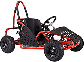 Go-Bowen XW-GGK1-R Gas Kids Go-Kart, Red