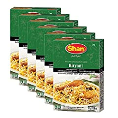 Quantity- Shan Biryani Recipe and Seasoning Mix comes packaged and sealed in a box containing a packet of 50g of spices. Easy to use- All the ingredients and instructions are given at the back of the box. Easy to prepare- Now you don't need to gather...