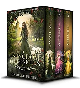 The Kingdom Chronicles Box Set 1 (The Kingdom Chronicles Box Sets)