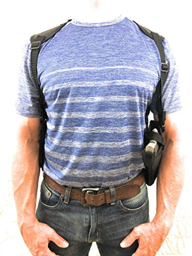 Pro-Tech Outdoors Gun Shoulder Holster for Smith and Wesson M&P Shield 9mm