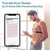 Zoom IMG-1 fascia cardio hrm run cardiofrequenzimetro