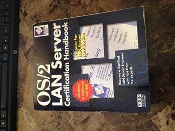 Paperback Os/2 Lan Server Certification Handbook Book