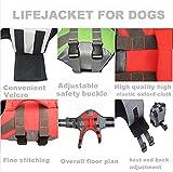 Zoom IMG-2 giubbotto salvagente per cani cane