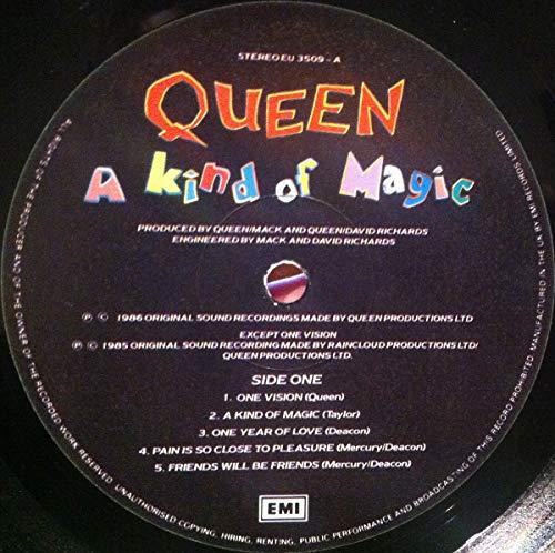 A kind of magic (1985/86) [Vinyl LP] - 4