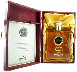 "Marcati Grappa ""Riserva Limited Edition"" in hochwertiger Holzbox, 700 ml"
