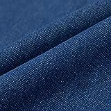 MAGFYLYDL Denim-Stoff, 100 % Baumwolle, Stretch,
