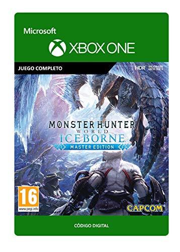 Monster Hunter World: Iceborne Master Edition Standard | Xbox One - Código de descarga