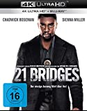21 Bridges  (4K Ultra HD) (+ Blu-ray 2D)