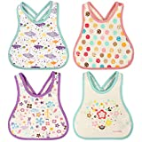 Baby Bibs Waterproof With Snaps Review and Comparison