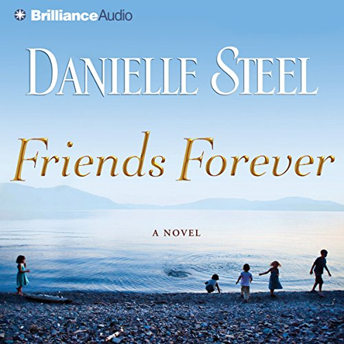 Friends Forever audiobook cover art