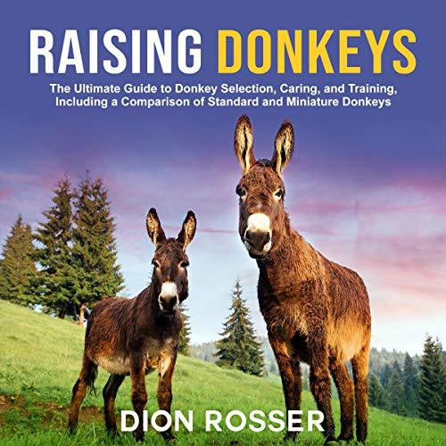 Raising Donkeys cover art