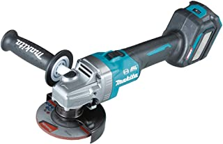 Makita GA022GZ 40V Max Li-ion XGT 115mm Brushless Angle Grinder - Batteries and Charger Not Included