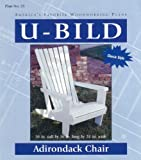 U-Bild 55 Adirondack Chair Project Plan