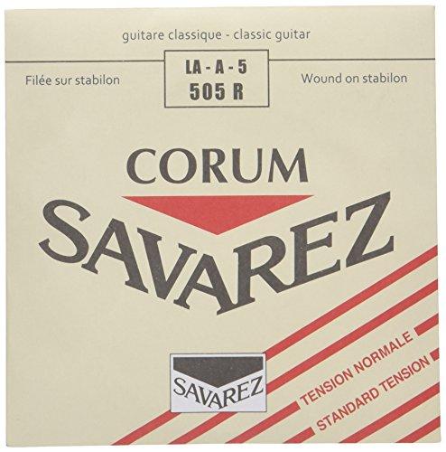 Savarez Corde per chitarra classica Corde singole A5w Corum Standard 505R