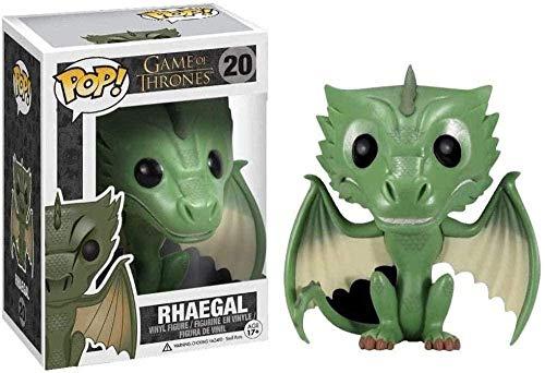 Figura Pop! Game of Thrones - Rhaegal # 20 Make Up A TV Series