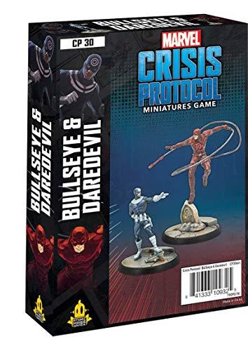 AM Marvel Crisis Protocol: Bullseye and Daredevil Pack