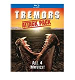 Tremors - Attack Pack (All 4 Movies) (Blu-ray) New Blu