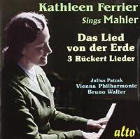 Kathleen Ferrier sings Mahler by Kathleen Ferrier (2010-09-14)