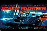 Blade Runner 2049 Drucken, Mehrfarbig, 61 x 91.5cm