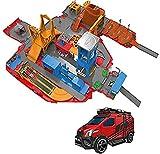Micro Machines MMW0042 - Juego de Super Van City con más de 20 áreas de Juego y 3 vehículos exclusivos
