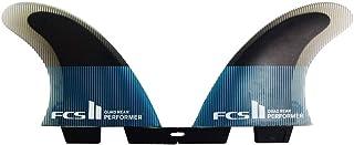 2020 FCS2 fin エフシーエスツー フィン PERFORMER PC QUAD REAR パフォーマー パフォ-マンスコア クアッドリア [S/M/L] 2FIN ショートボード用 サーフボードフィン