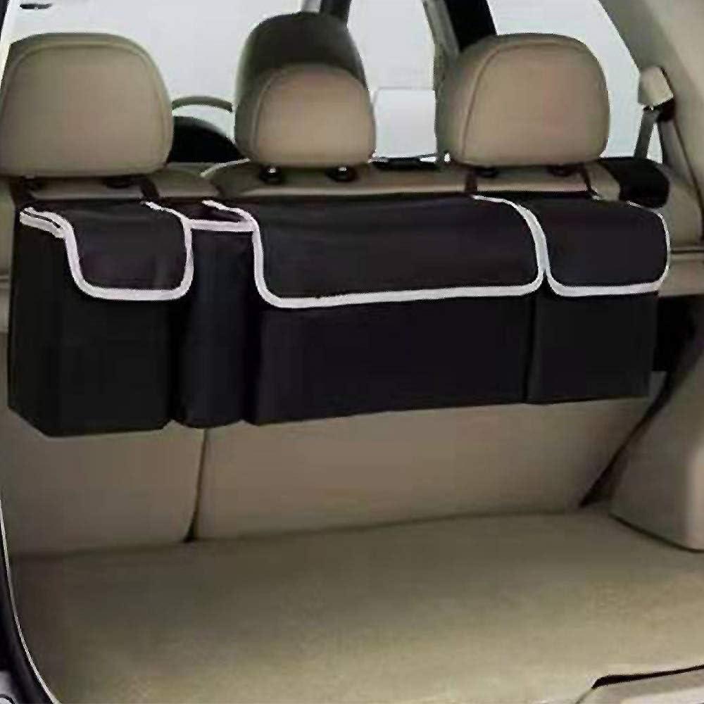 Car Back Seat Trunk Organizer SUV Max 51% OFF Bag Superior Orga And Storage