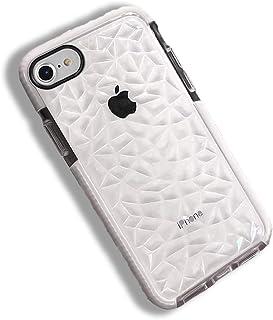 f50ba86950b Funda iPhone 6 6s Plus, Carcasa Silicona Transparente Protector TPU Airbag  Anti-Choque Ultra
