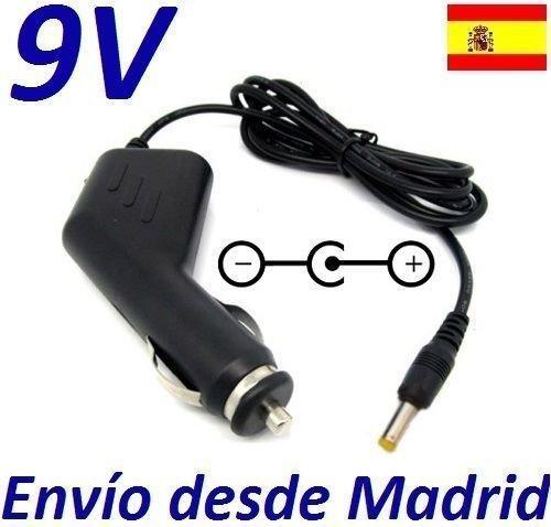 Cargador Coche Mechero 9V Reemplazo Reproductor DVD GRUNDIG DVP-P 7500 Recambio Replacement: Amazon.es: Electrónica