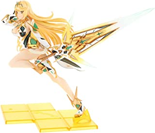 Bowinr Xenoblade Chronicles 2 PVC Figure, Premium Collectible Japanese Anime Girls Action Figure for Home Decor( Mythra)