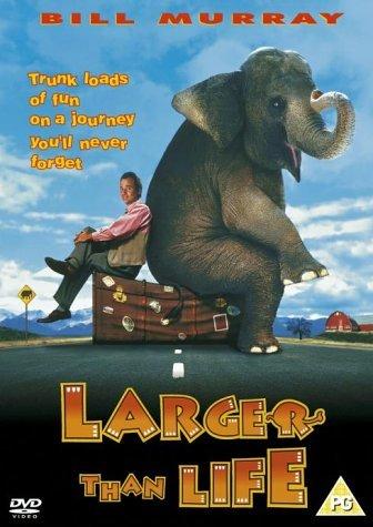 Larger Than Life [Reino Unido] [DVD]