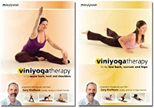 Viniyoga Therapy Complete Back Care Set